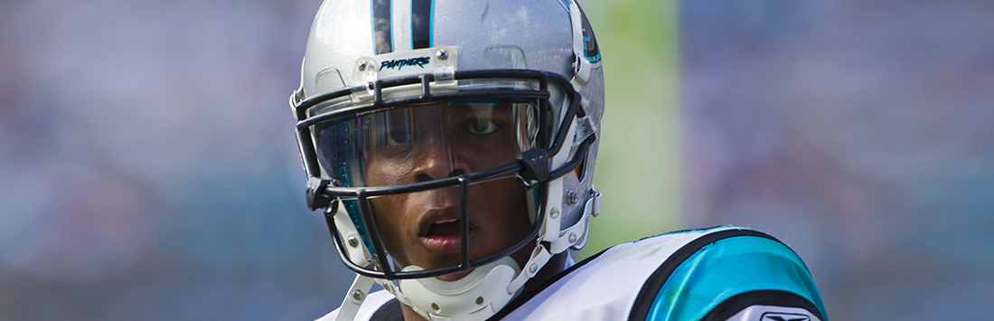 Blog - Cam Newton - Feature Graphic