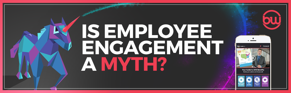 Is employee engagement a myth?